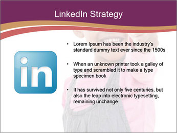 Innocent Girl PowerPoint Templates - Slide 12