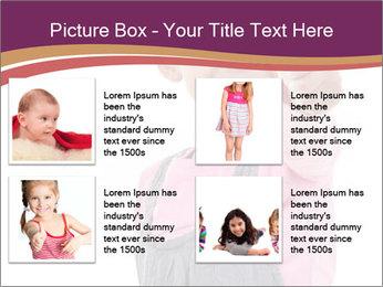 Innocent Girl PowerPoint Templates - Slide 14