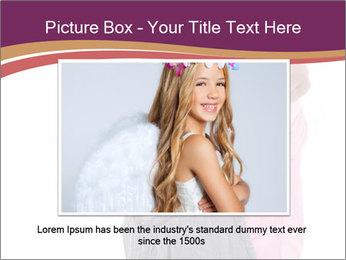 Innocent Girl PowerPoint Templates - Slide 15