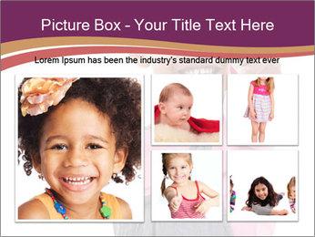 Innocent Girl PowerPoint Templates - Slide 19