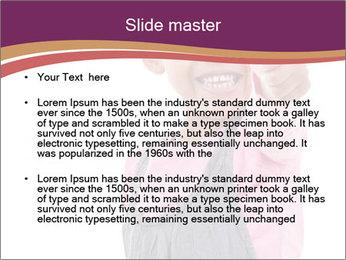 Innocent Girl PowerPoint Templates - Slide 2