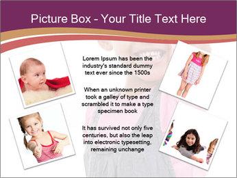 Innocent Girl PowerPoint Templates - Slide 24