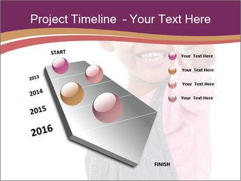 Innocent Girl PowerPoint Templates - Slide 26