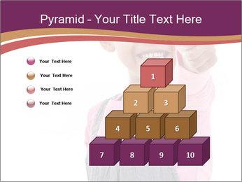 Innocent Girl PowerPoint Templates - Slide 31