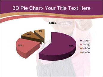 Innocent Girl PowerPoint Templates - Slide 35