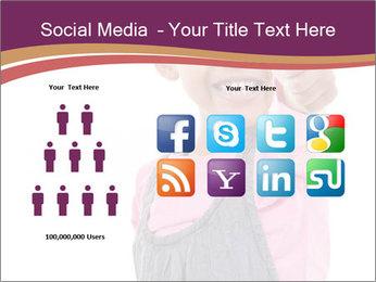 Innocent Girl PowerPoint Templates - Slide 5