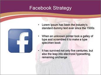 Innocent Girl PowerPoint Templates - Slide 6