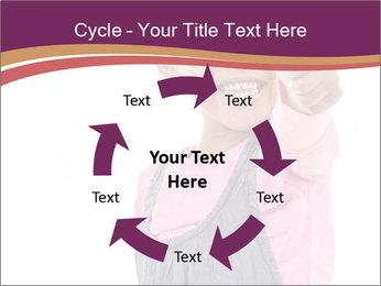 Innocent Girl PowerPoint Templates - Slide 62