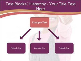 Innocent Girl PowerPoint Templates - Slide 69