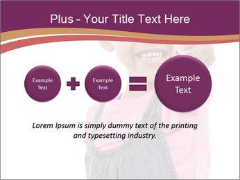 Innocent Girl PowerPoint Templates - Slide 75
