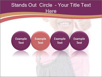 Innocent Girl PowerPoint Templates - Slide 76