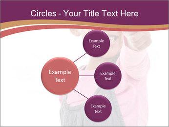 Innocent Girl PowerPoint Templates - Slide 79