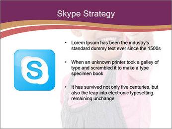 Innocent Girl PowerPoint Templates - Slide 8