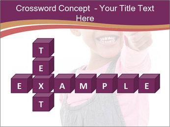 Innocent Girl PowerPoint Templates - Slide 82