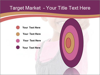 Innocent Girl PowerPoint Templates - Slide 84