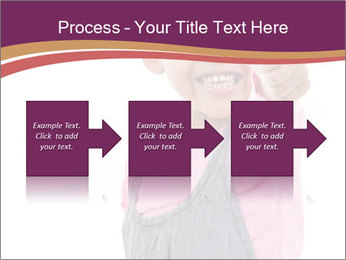 Innocent Girl PowerPoint Templates - Slide 88