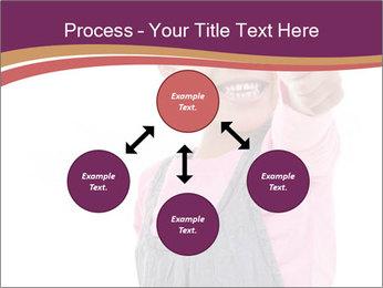 Innocent Girl PowerPoint Templates - Slide 91