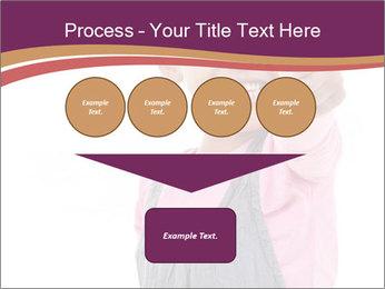 Innocent Girl PowerPoint Templates - Slide 93