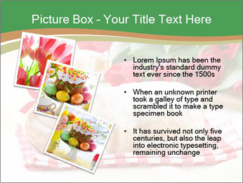 Easter Sheep Cake PowerPoint Template - Slide 17