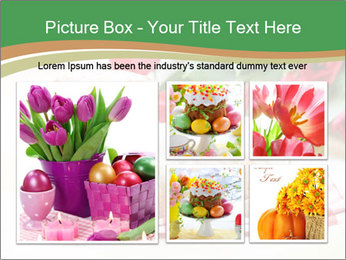 Easter Sheep Cake PowerPoint Template - Slide 19