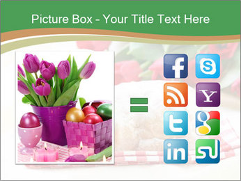 Easter Sheep Cake PowerPoint Template - Slide 21