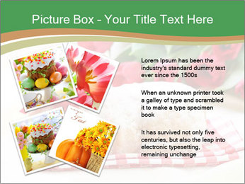 Easter Sheep Cake PowerPoint Template - Slide 23