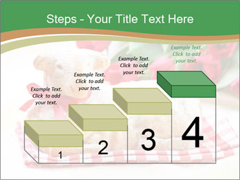 Easter Sheep Cake PowerPoint Template - Slide 64