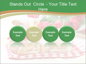 Easter Sheep Cake PowerPoint Templates - Slide 76