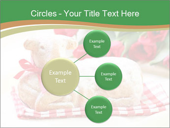 Easter Sheep Cake PowerPoint Templates - Slide 79