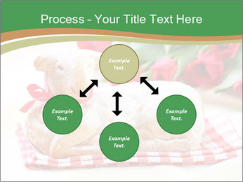 Easter Sheep Cake PowerPoint Templates - Slide 91