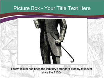 Alice In Wonderland PowerPoint Templates - Slide 15