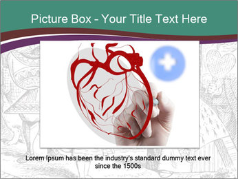 Alice In Wonderland PowerPoint Templates - Slide 16