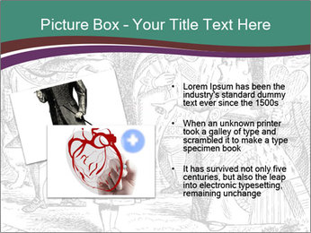 Alice In Wonderland PowerPoint Templates - Slide 20