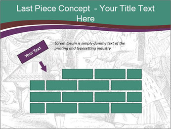 Alice In Wonderland PowerPoint Templates - Slide 46