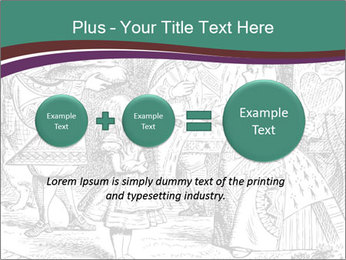 Alice In Wonderland PowerPoint Templates - Slide 75
