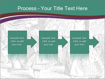 Alice In Wonderland PowerPoint Templates - Slide 88