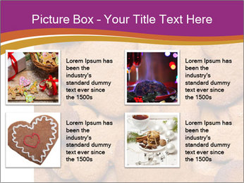 Chocolate Cookies PowerPoint Templates - Slide 14