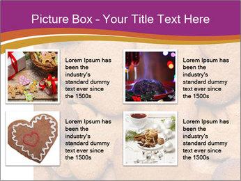 Chocolate Cookies PowerPoint Template - Slide 14