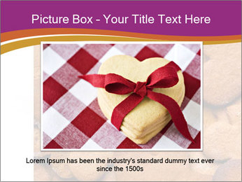 Chocolate Cookies PowerPoint Templates - Slide 15