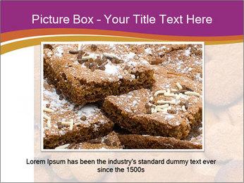 Chocolate Cookies PowerPoint Template - Slide 16