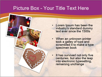 Chocolate Cookies PowerPoint Templates - Slide 17