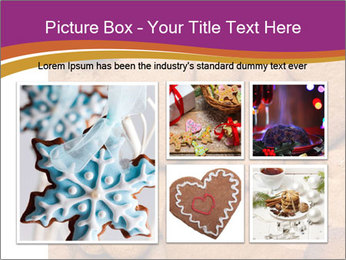 Chocolate Cookies PowerPoint Templates - Slide 19