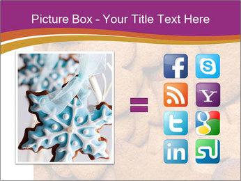 Chocolate Cookies PowerPoint Template - Slide 21