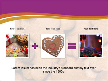 Chocolate Cookies PowerPoint Template - Slide 22
