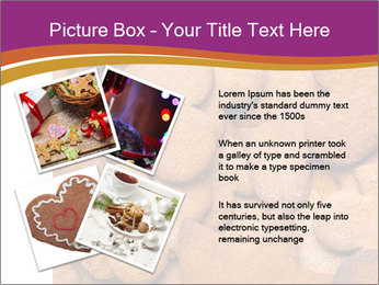 Chocolate Cookies PowerPoint Templates - Slide 23