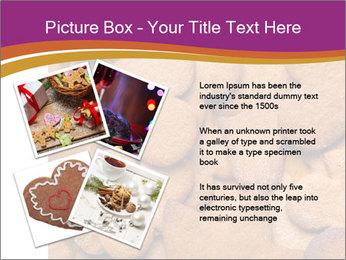 Chocolate Cookies PowerPoint Template - Slide 23