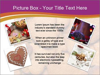 Chocolate Cookies PowerPoint Template - Slide 24