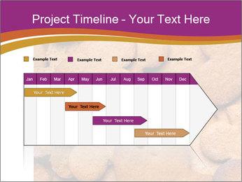 Chocolate Cookies PowerPoint Template - Slide 25