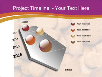 Chocolate Cookies PowerPoint Templates - Slide 26