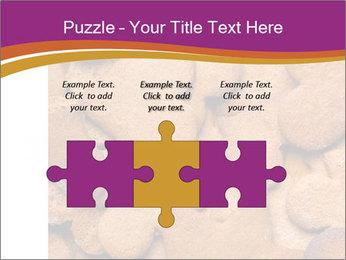 Chocolate Cookies PowerPoint Template - Slide 42